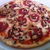 ライン川下りの途中で食べたピザの味。忘れれない。