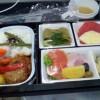 ANAの国際線の機内食、侮れない