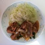 豚の生姜焼きを作ってみる!