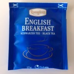 ロンネフェルトのEnglish Breakfastは上品で飲みやすい