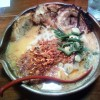 唐崎商店でラーメンを食べてみた!