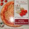 イタリア直送のピッツァを食べたぞぉ!
