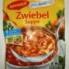 ドイツのオニオンスープはやっぱし美味い!