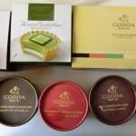 父の日に贈ったはずのゴディバのチョコアイスセットが何故か我が家に・・・