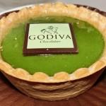 ゴディバのタルトクラッセ抹茶&ホワイトチョコレート、美味すぎ