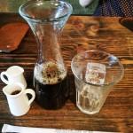 純喫茶で飲むコーヒーって雰囲気だけでおいしく感じるよね。
