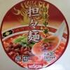 日清中華 担担麺は小腹が空いたときに丁度いいね