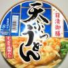 日清御膳の天ぷらうどんはコスパ高いかも