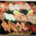 寿司弁慶の持ち帰り寿司、マジでうめぇぇ。