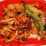 ほっかほっか亭の秋天丼、また食べたい!