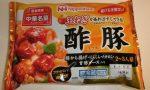 中華名菜シリーズの「酢豚」は美味しいけど肉が少ないよね