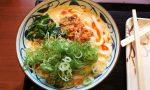 丸亀製麺の「うま辛坦坦うどん」は絶妙なバランスだった!